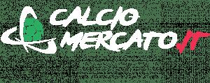 Palermo-Roma, 100 tifosi fuori l'albergo