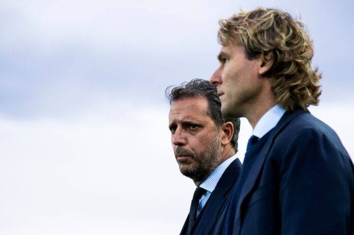 Juventus Paratici e Nedved