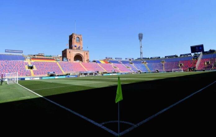 Bologna nuovo stadio Dall'Ara