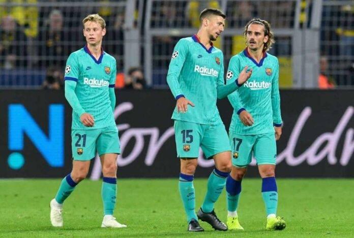 Calciomercato Juventus de Jong Barcellona