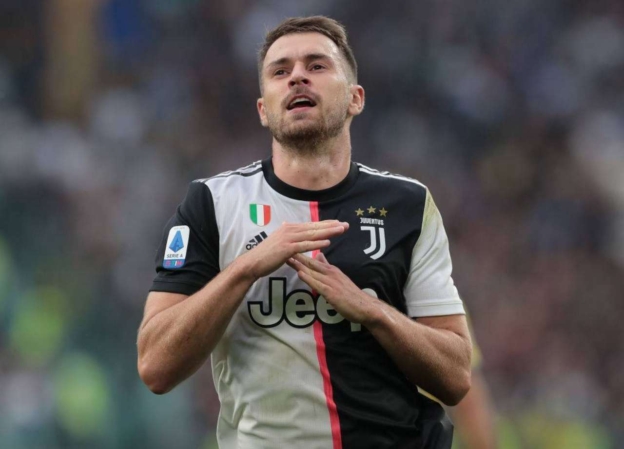 calciomercato Juventus Ramsey