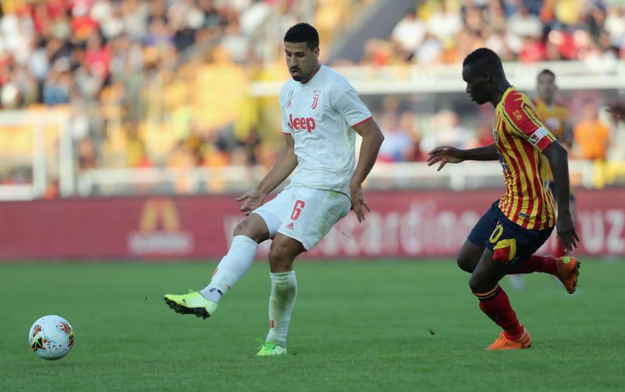 Calciomercato Juventus, ESCLUSIVO: offerta dell'Al Duhail per Khedira