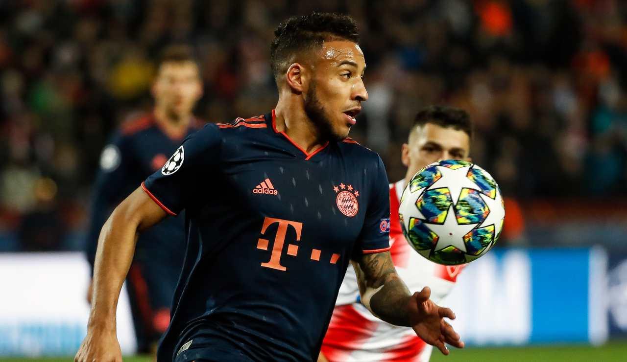 Juventus Tolisso Bayern Monaco