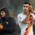 Calciomercato Roma Mkhitaryan su Dzeko