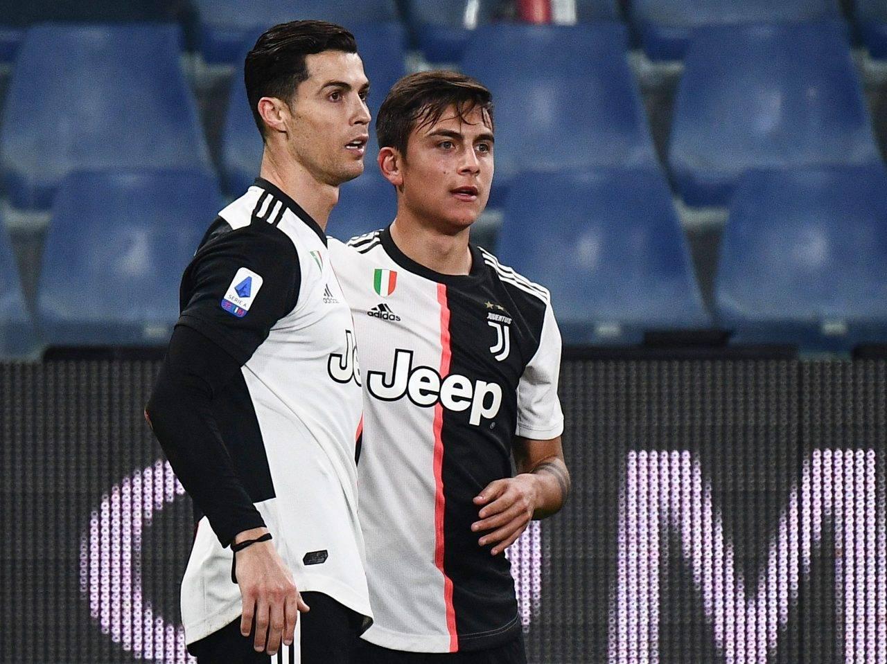 Calciomercato Juventus Dybala Ronaldo Higuain