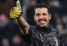 Juventus, Buffon torna ad allenarsi