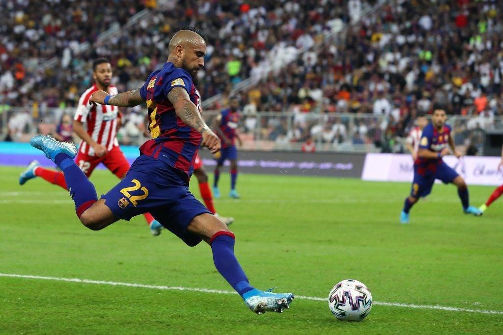 Calciomercato Inter Vidal Barcellona