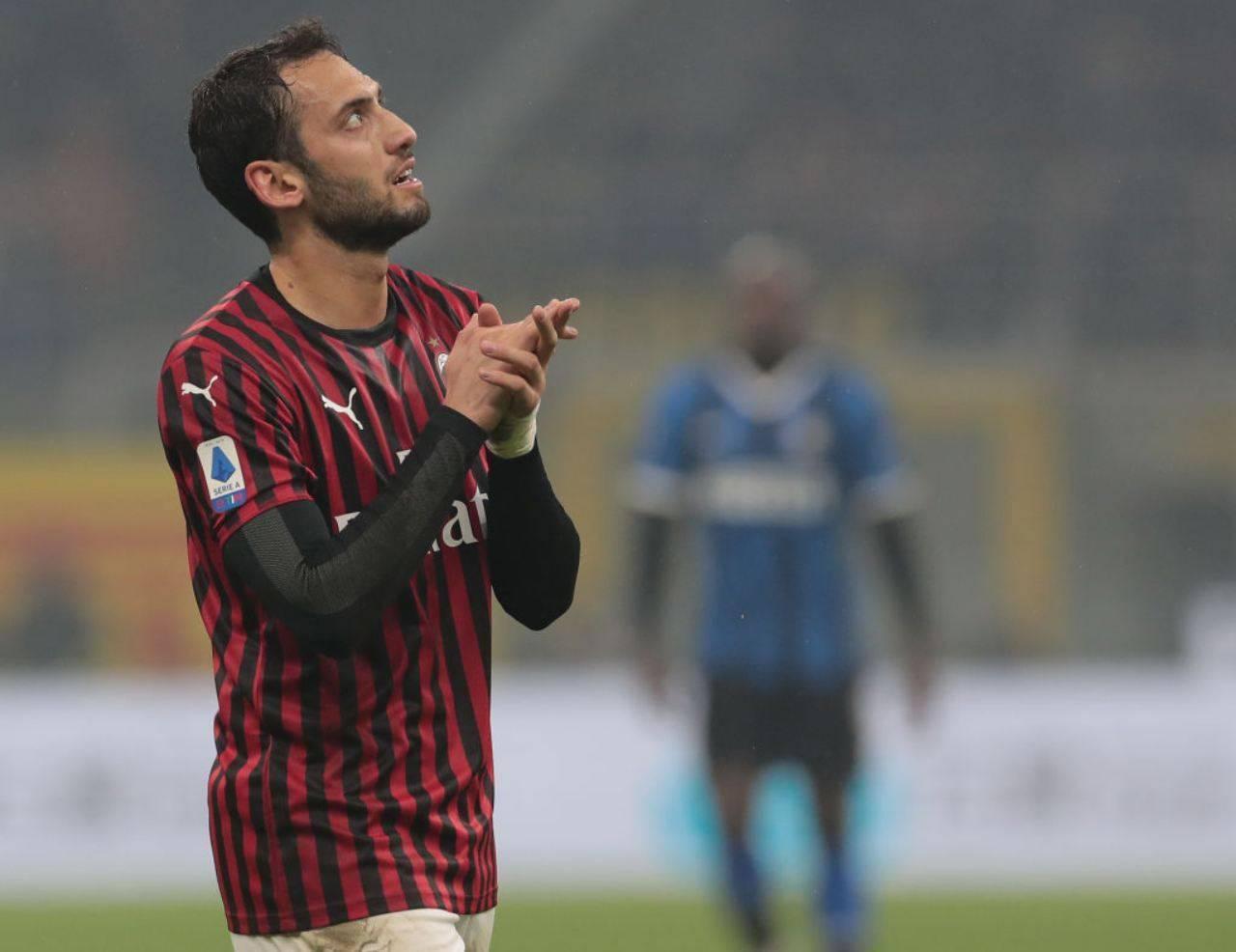 Calhanoglu Calciomercato Milan