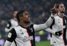 Douglas Costa Juventus rientri