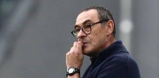 Sarri esonero Juventus