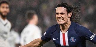 Cavani Inter Lautaro Martinez