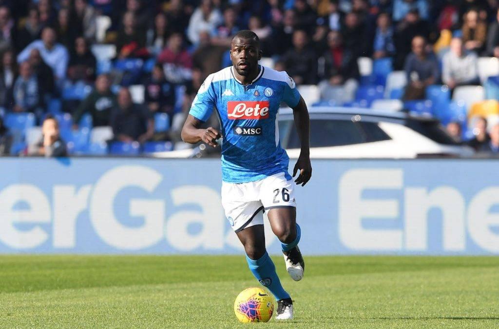 Koulibaly, spunta il PSG: colloquio Leonardo-De Laurentiis