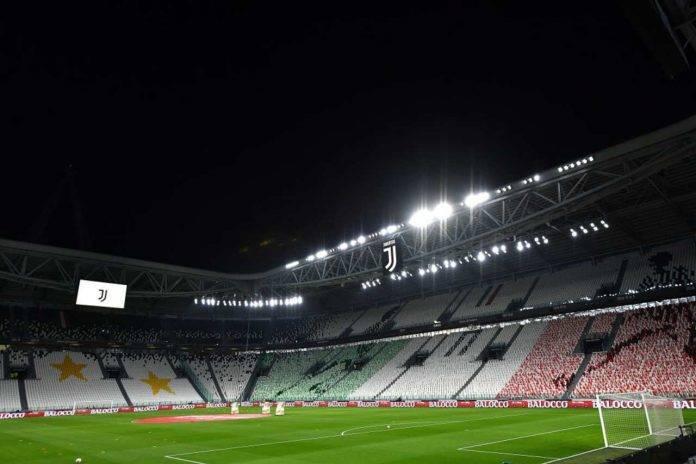 Allianz Stadium Juventus-Napoli Serie A