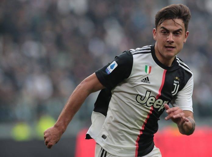 Dybala Juventus Ansu Fati