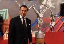 Del Piero Juventus-Lione