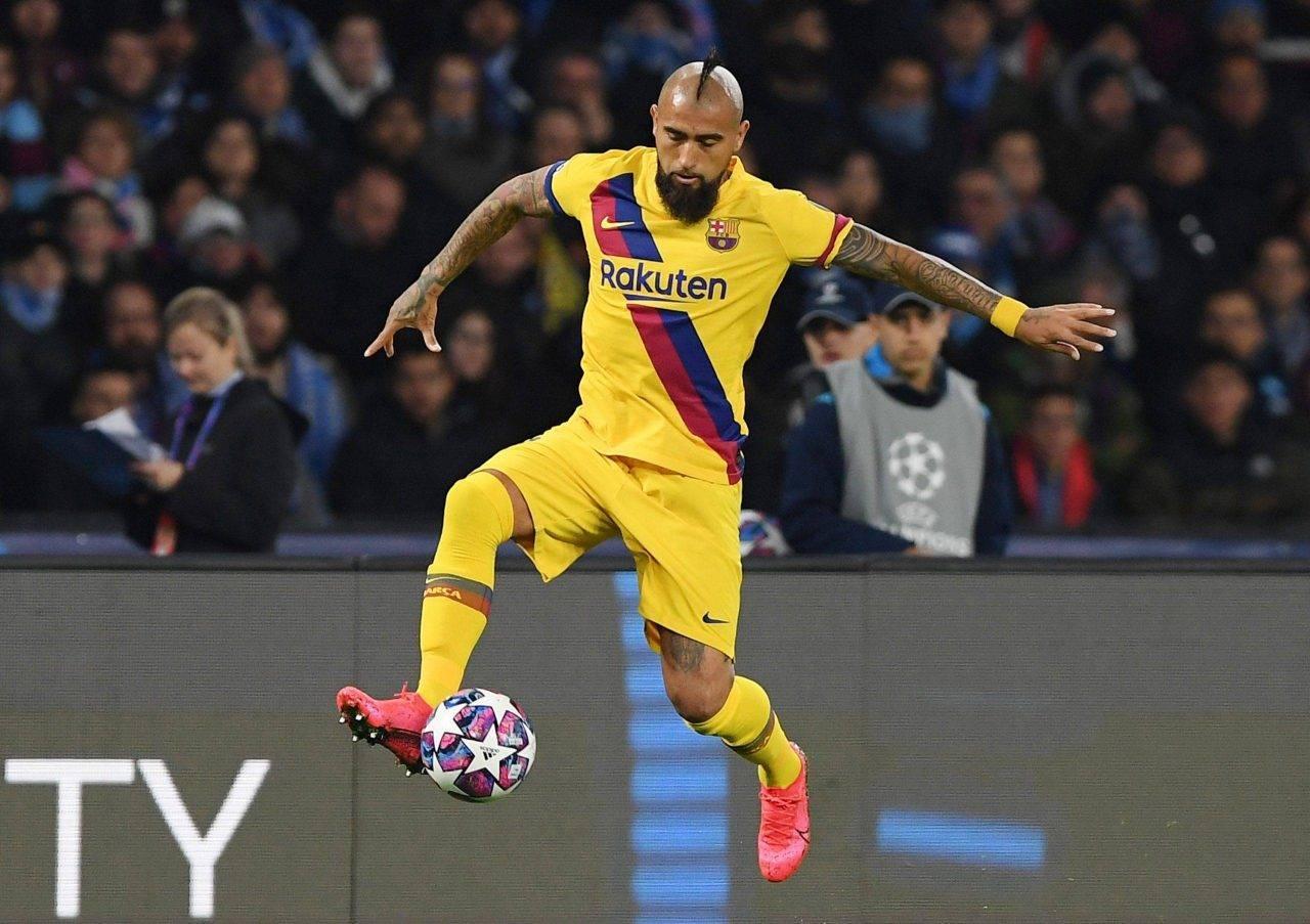 Calciomercato Inter, la richiesta del Barcellona per liberare Vidal
