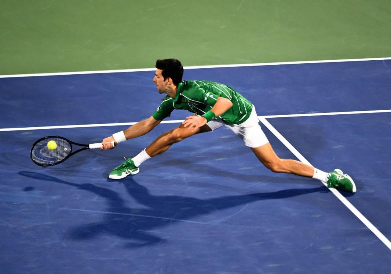 Il tennis chiuso per coronavirus almeno fino al 31 luglio