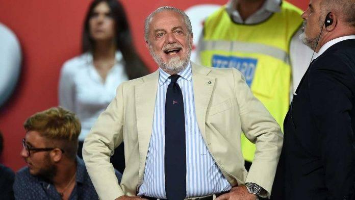 Calciomercato Napoli De Laurentiis Gattuso