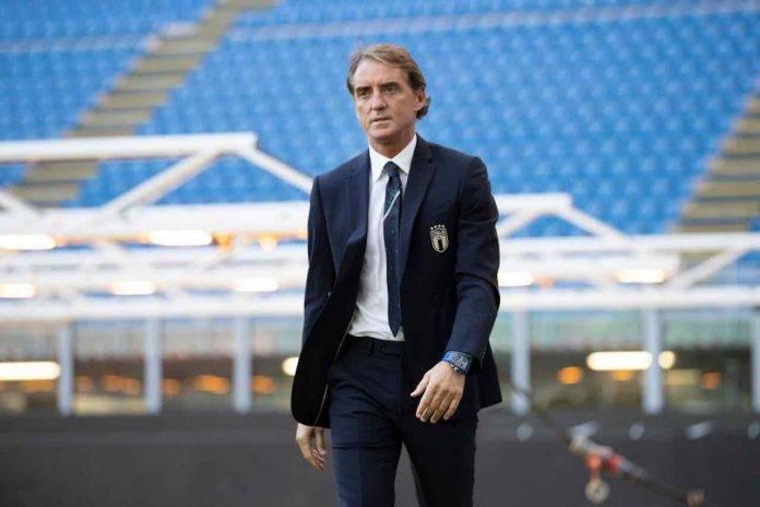 Roberto Mancini nazionale