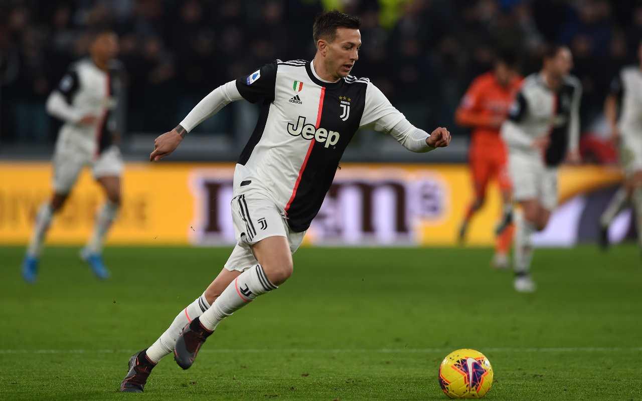 Bernardeschi calciomercato Juventus Chelsea