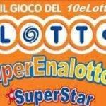 Estrazione Simbolotto Lotto Superenalotto e 10eLotto di oggi 17 agosto