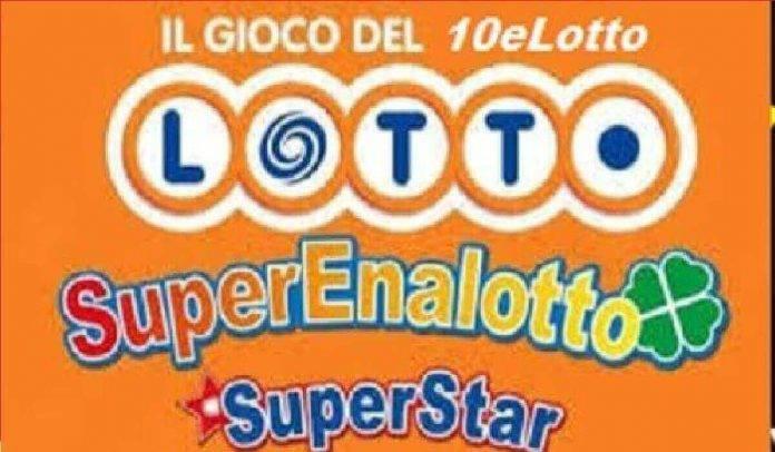 Estrazione Simbolotto Lotto e 10eLotto