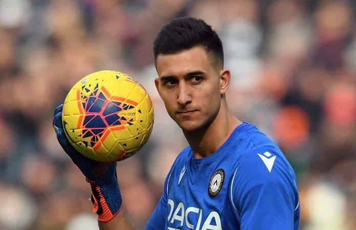 Calciomercato Udinese, Musso verso l'Inter: trattativa col Boca per Rossi