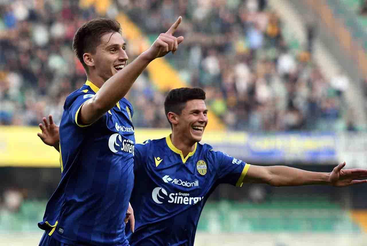 Calciomercato Lazio, incontro a Roma col Verona per Kumbulla
