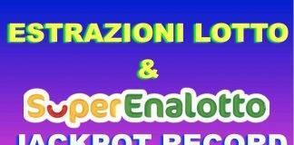 Estrazione Superenalotto 29 settembre 2020