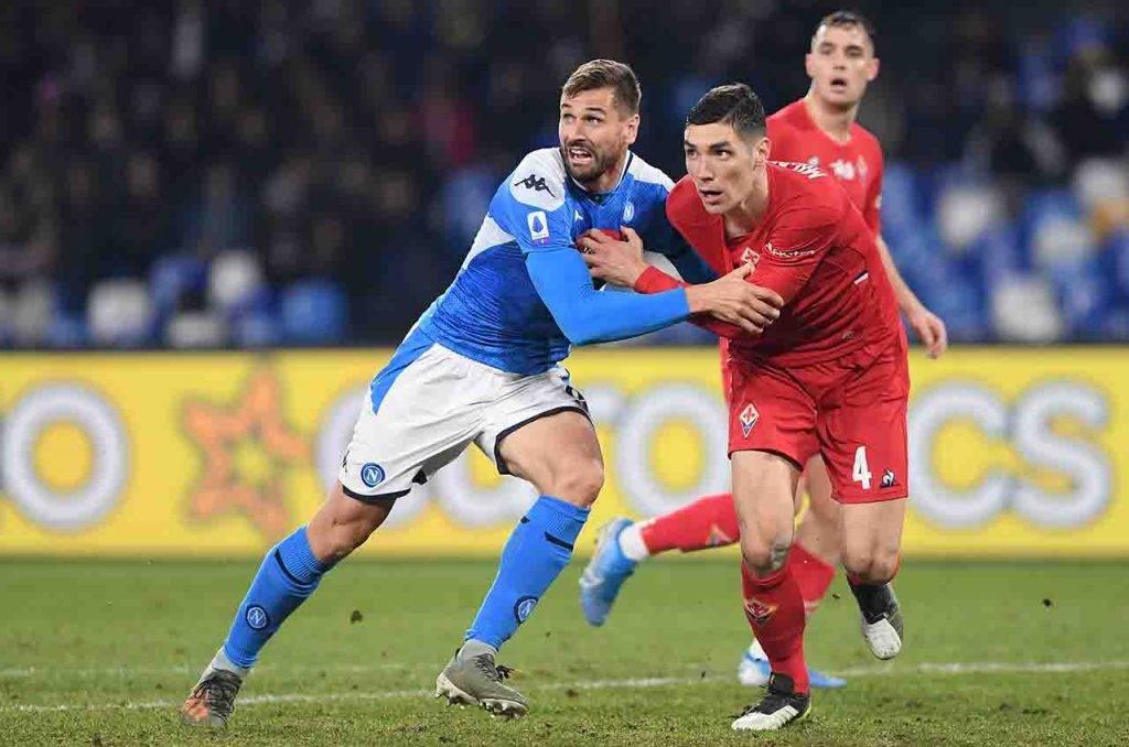 Calciomercato Benevento Napoli Llorente