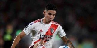 Calciomercato Roma, duello col Torino per Montiel: offerta da 11 milioni