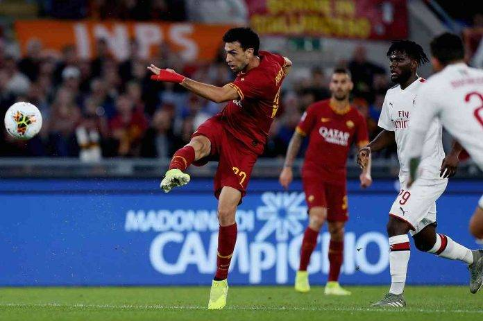 Calciomercato Roma, agente Pastore rescissione