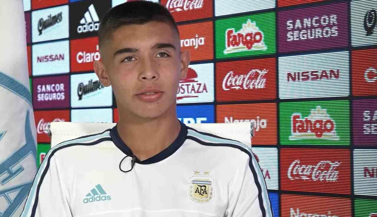 Calciomercato Milan, idee giovani Juan Sforza Anibal Moreno del Newell's
