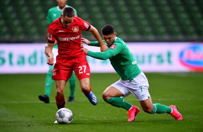 Rashica Bundesliga clausola milan