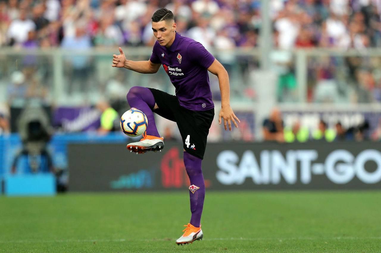 Milan, Milenkovic è il primo della lista di Pioli: a fine campionato incontro con la Fiorentina