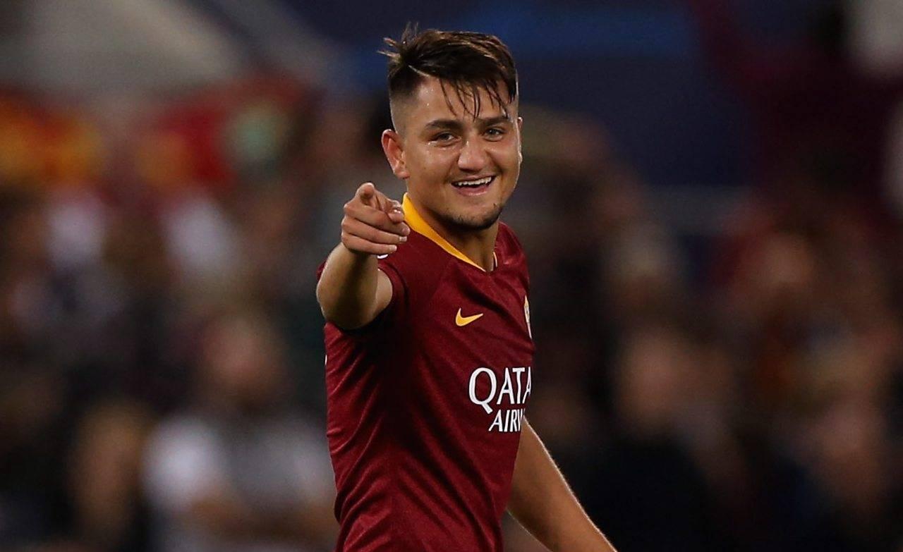 calciomercato Roma under