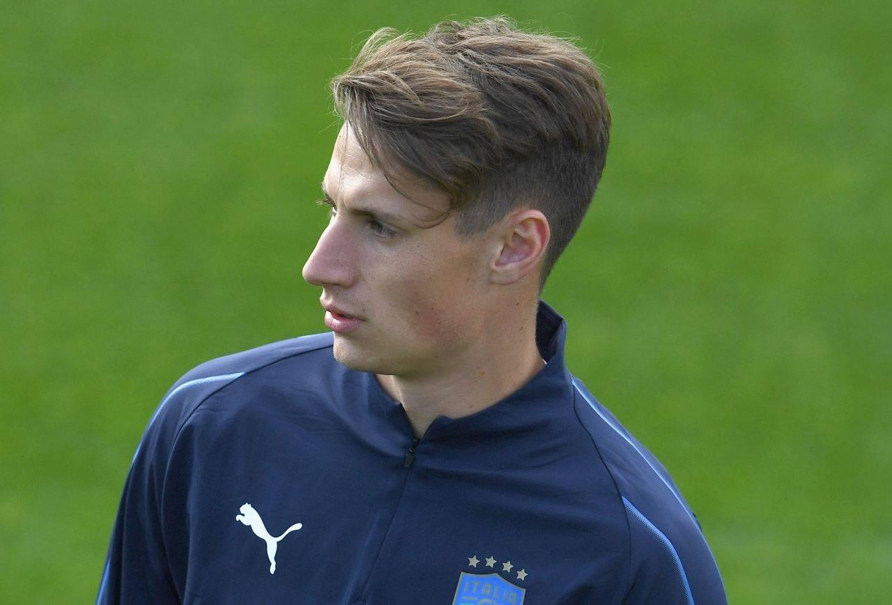 Calciomercato Inter, Pinamonti come Zaniolo: la mossa anti-Juve di Marotta