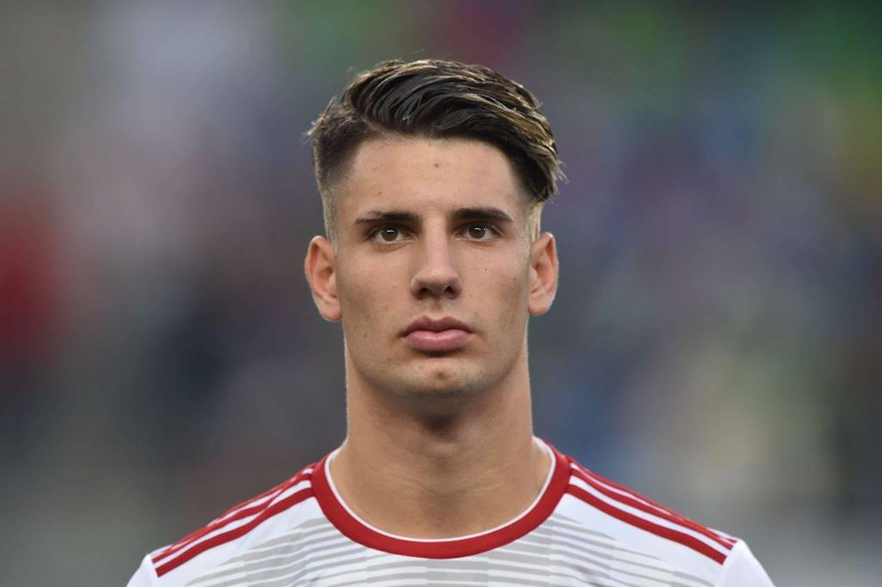 Milan, parla l'agente di Szoboszlai: