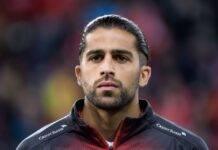 Ricardo Rodriguez no Lokomotiv