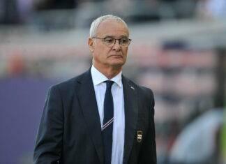 Ranieri Juve-Samp