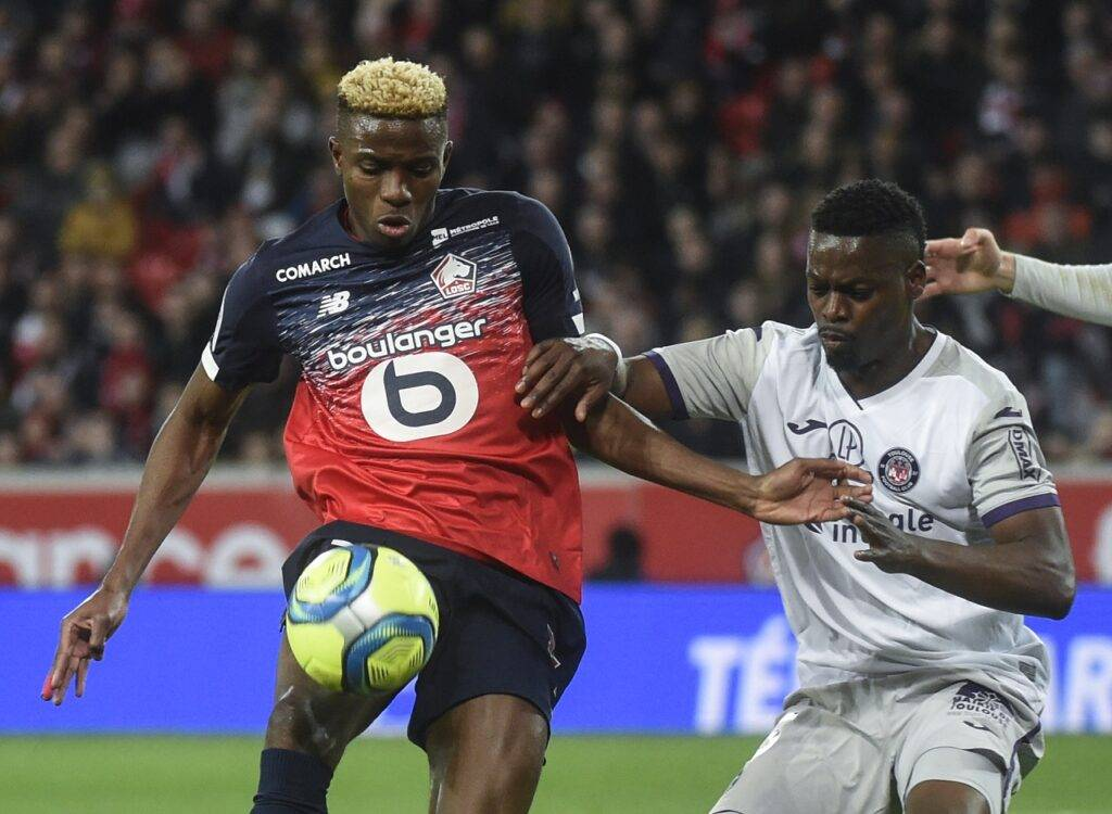 Calciomercato Napoli Incontro Tra Osimhen E Gattuso Le Ultime
