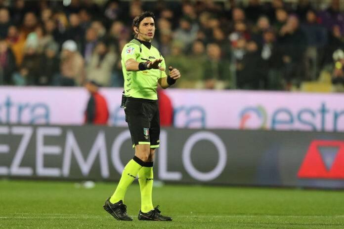 Calvarese Genoa-Juventus