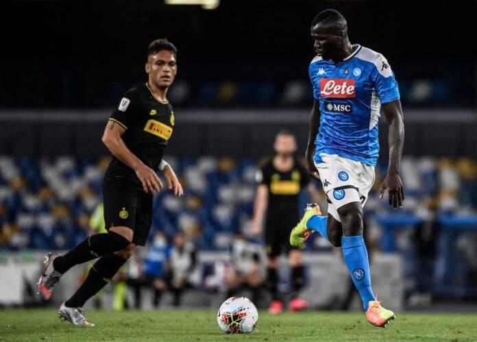 Calciomercato Napoli Koulibaly Ramadani