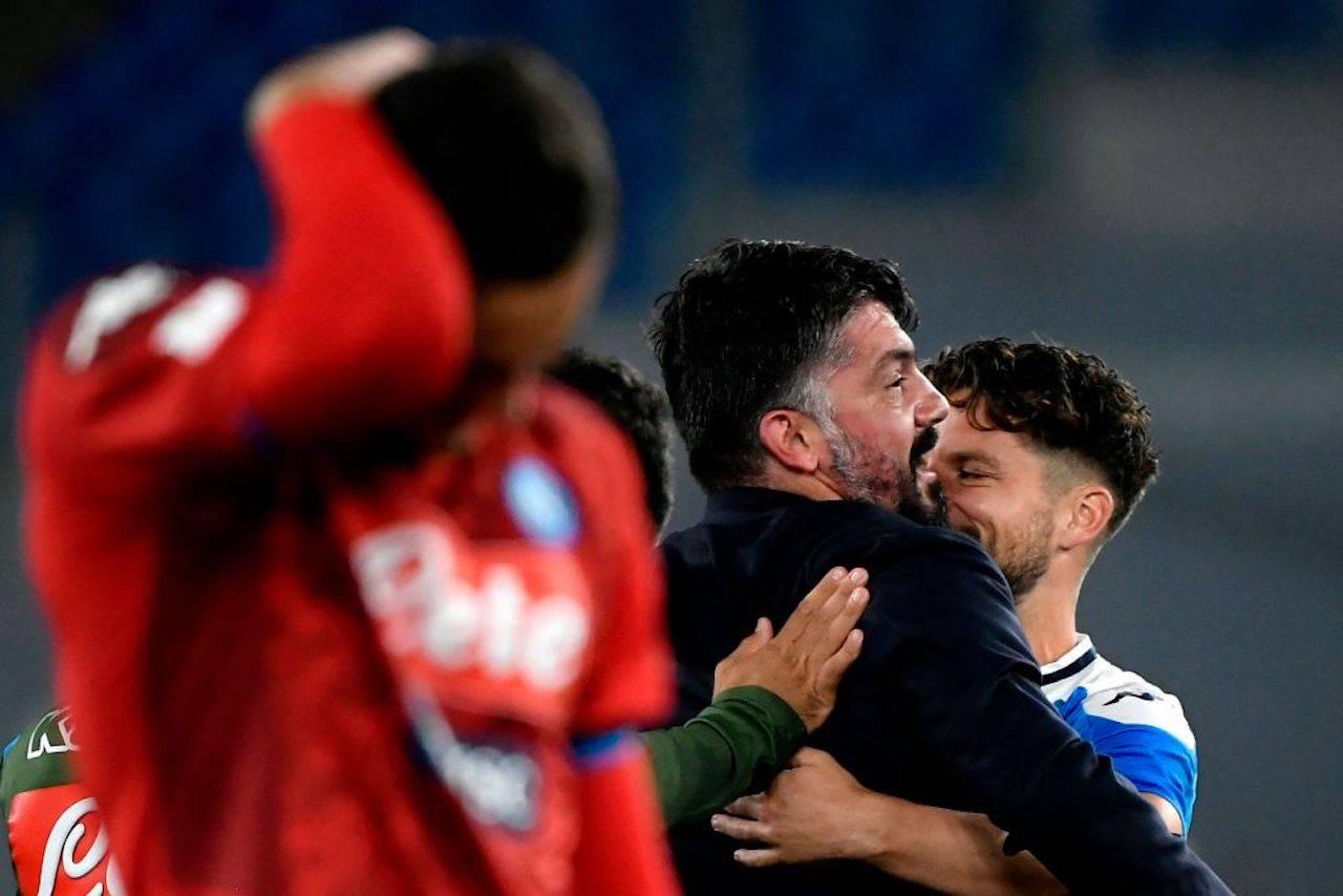 LIVE Napoli-Juventus Coppa Italia 0-0, entrano Danilo, Politano e Milik
