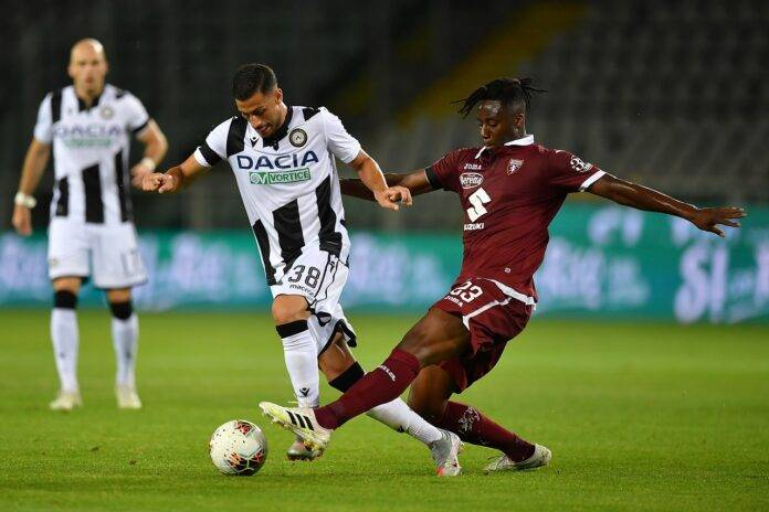 Mandragora Udinese Juventus