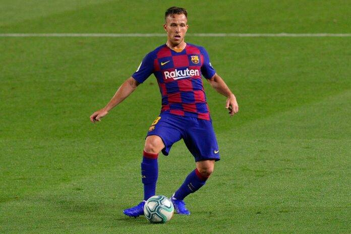 Arthur Pjanic scambio Juve-Barcellona