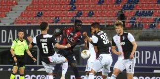 Bologna Juventus Rocchi