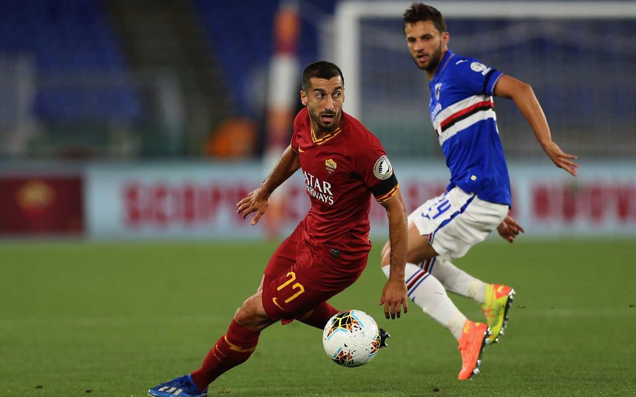 Calciomercato Roma, UFFICIALE: accordo con Mkhitaryan