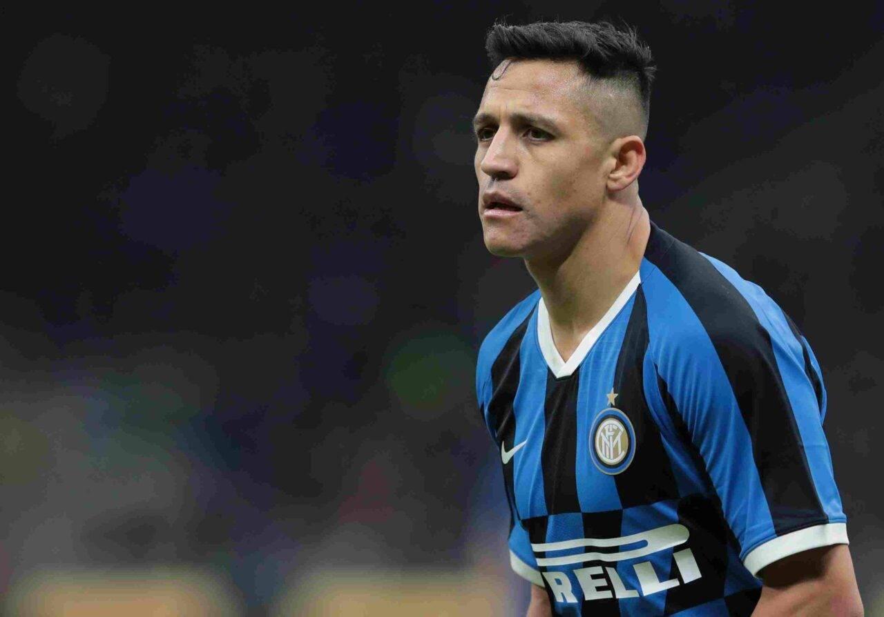 alexis sanchez calciomercato Inter