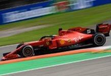 ferrari monza gp italia formula 1